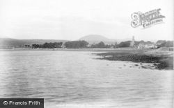 Rhu, From The Pier 1901