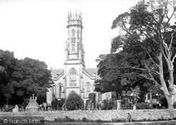 Rhu, The Church 1901