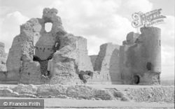 Castle 1952, Rhuddlan