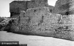 Rhuddlan, Castle 1952