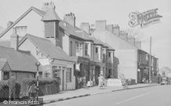 Rhuddlan, High Street 1951