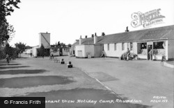 Rhuddlan, Holiday Camp c.1965