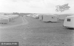 Rhuddlan, Pleasant View Camp 1953