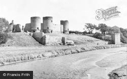Rhuddlan, The Castle c.1955