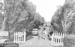 The Entrance, Sun Valley Holiday Camp c.1965, Rhuddlan
