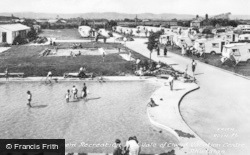 Rhuddlan, Vale Of Clwyd Vacation Centre c.1955