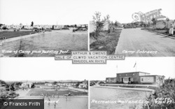 Rhuddlan, Vale Of Clwyd Vacation Centre Composite c.1955