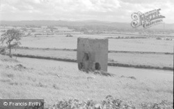 Rhuddlan, View From The Castle 1952