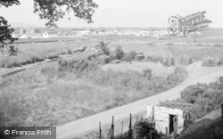 Rhuddlan, View Of Clwyd Vacation Centre 1951
