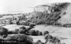 Rhyd-Y-Foel, The Maiden's Leap c.1960