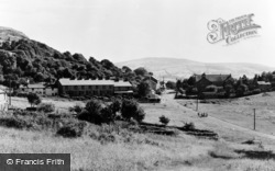 Rhyd-Y-Foel, The Village c.1960