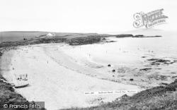 Rhydwyn, Borthwen Beach, Church Bay c.1960
