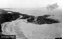 Rhydwyn, Church Bay Sands c.1950