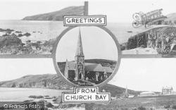 Rhydwyn, Composite c.1936