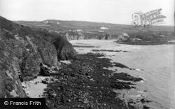 Rhydwyn, General View From The Headland c.1935