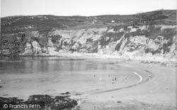 Rhydwyn, High Tide, Church Bay c.1936
