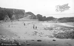 Rhydwyn, The Beach, Church Bay c.1936