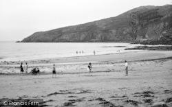 Rhydwyn, The Beach, Church Bay c.1939