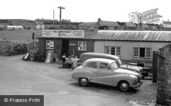 Rhydwyn, Wavecrest Café c.1960