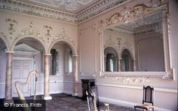 Nanteos House, Music Room 1985, Rhydyfelin