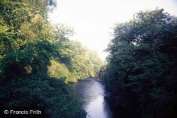 The River Ystwyth 1985, Rhydyfelin