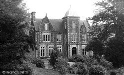Rhydymain, Hengwrt Hall c.1955