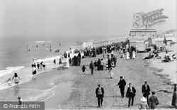 Rhyl, Bathing Ground 1913