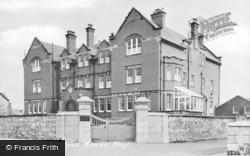 Rhyl, Colet House c.1950