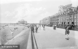 Rhyl, Promenade c.1920