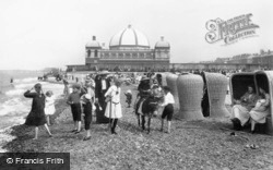 The Beach And The Pier 1913, Rhyl