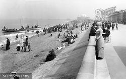 Rhyl, The Promenade 1913