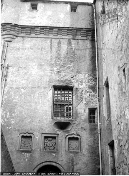 Photo of Rhynie, Craig Castle 1961