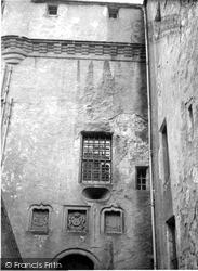 Rhynie, Craig Castle 1961