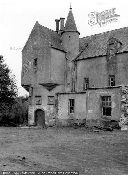 Photo of Rhynie, Druminnor Castle 1961
