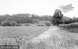 Blackstone Rock c.1965, Ribbesford