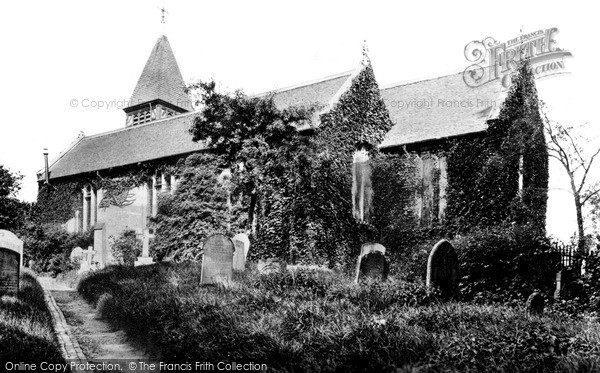 Ribbesford, Church c1940