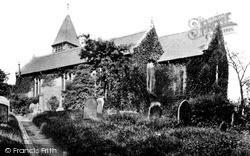Church Of St Leonard c.1940, Ribbesford