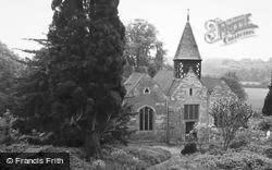 The Church c.1965, Ribbesford