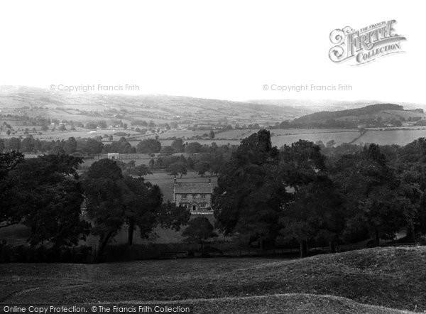 Photo of Ribble Valley, From Rimington Road 1921