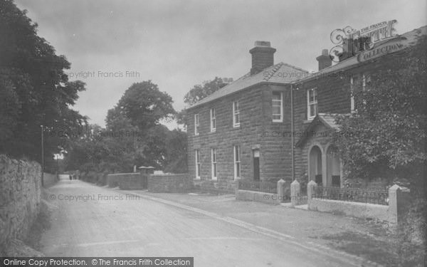 Photo of Ribble Valley, The Greendale Hotel 1921