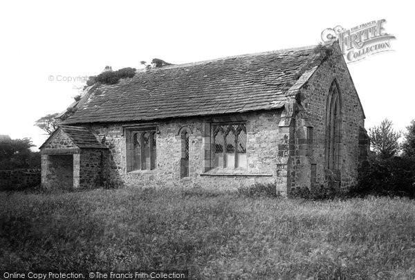 Ribchester, St Saviour's Church, Stydd 1894