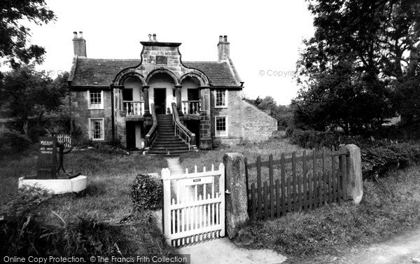 Photo of Ribchester, The Almshouses c.1960