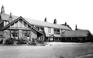 Ribchester, the New Hotel c1955