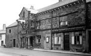 Ribchester, the White Bull Hotel c1955