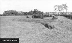 Riccall, General View c.1955