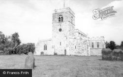 Riccall, The Church c.1955