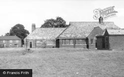 Riccall, The School c.1955