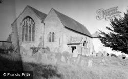 Richard's Castle, St Bartholomew's Church 1948, Richards Castle