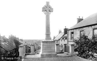 Richmond, the Green Howards War Memorial 1923