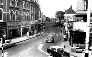 Richmond, The Quadrant c1965